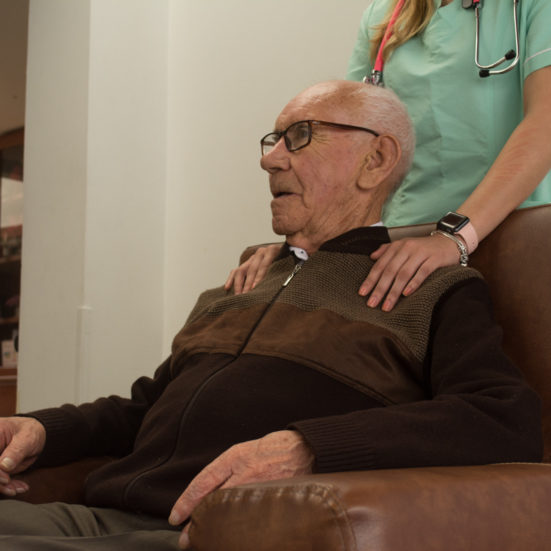 Servicio enfermería 24hrs para el cuidado de nuestros adultos mayores